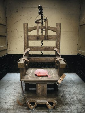 Elektrische stoel doodstraf